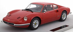1:12 Top Marques Collectibles - Ferrari 246 Gt Dino Red
