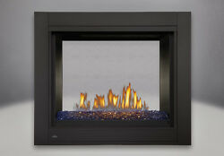 Napoleon Ascent BHD4STGN Multi View Direct Vent Gas Fireplace Modern GLASS