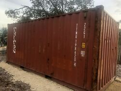 20ft Shipping Container Free Freight To Panama City, Florida Area