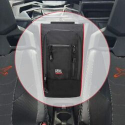 Center Seat Shoulder Storage Bag For 17-21 Can Am Maverick X3 Max Turbo Xds Xrs