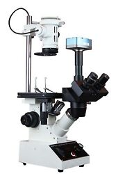 Radical Inverted Tissue Culture Medical Live Cell Clinical Microscope W 16mpi...