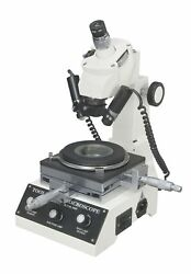 Radical Highly Precise Toolmakers Angle And Linear Industrial Measuring Microscope