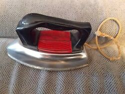 Vintage Wolverine Electric Toy Play Iron 303