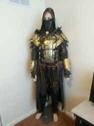 Elder Scrolls Online Breton Costume and mannequin  from playstation commercial