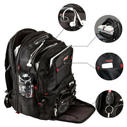 Extra Large TSA Friendly Durable Travel Backpack Anti Theft 17quot; Laptop Bag $41.50