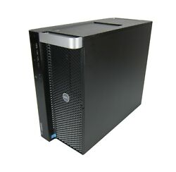 Dell Precision T7910 With Windows 10 Pro - Choose Your Cpu Memory Hdd Video