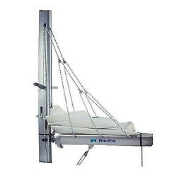 003rfs-lazy Jack System C - Large Size- With Rope And Furling Straps Included