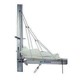 001fs - Lazy Jack System - Type A - Small Size - With 4 Furling Straps