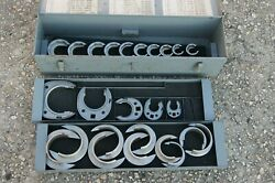 Cdi Consolidated Devices Cdi-tac-nst-7 Crow Set Wrenches With Metal Case
