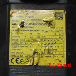 1pc Used Fanuc A06b-0047-b605s000 In Good Condition