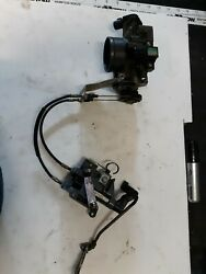 Honda Throttle Body Bf130hp Outboards With Cables And Extras