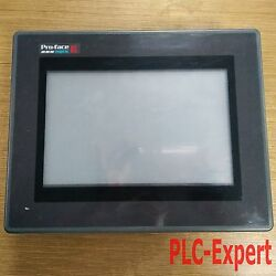 1pc Used Proface Gp477r-eg41-24vp Hmi Touch Screen Tested Good Condition