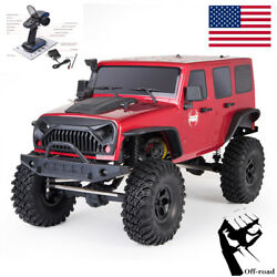 RGT 1:10 Electric RC Car Off-road 4wd Monster Truck Rock Crawler Climbing Truck