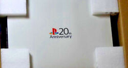 Sony Playstation 4 20th Anniversary 500gb Edition Video Game Console Us Seller