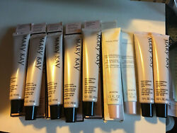 Mary Kay Tinted Moisturizer BEIGE 2 - LOT of 9 New Old Stock in Box Please Read