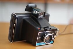 Vintage Polaroid Colorpack Ii Camera In Vgc 1970s Retro Photography Photo 70s