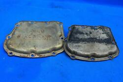 Set Of 2 Avco Lycoming Rocker Box Cover Plates 23691