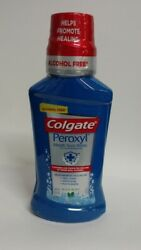 Colgate Peroxyl Mouth Sore Rinse Mild Mint 8.4 oz