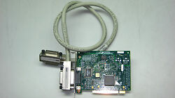 National Instruments Pci-gpib 183617h-01 Interface Card W/ 40'' Cable Tq112