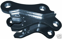 New Manual Backhoe Quick Hitch Coupler For John Deere 310eincludes Pins