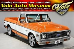 1972 Chevrolet C-10 Highlander Wow this one hot looking shortbed!