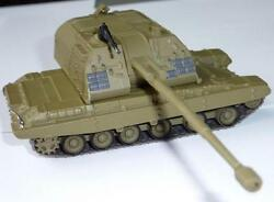 1/72 2S19 MSTA-S Soviet self-propelled 152 mm howitzer Die Cast model 48