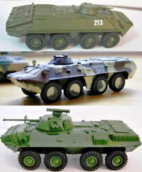 1/72 BTR-70 or BTR-80 or BTR-90 Soviet armoured personnel carrier model die cast