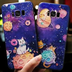 Phone Case For Samsung Galaxy S6 S7 Edge S9 S8 Plus A3 A7 A5 Silicone Tpu Cover