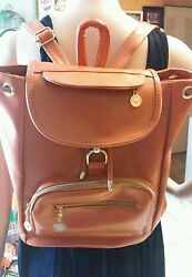 Backpack womens synthetic leather New $10.00