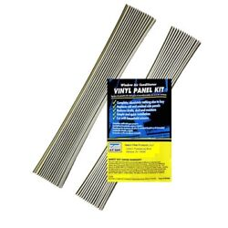 Air Conditioning Window Unit Replacement Vinyl Accordian Side Panel Kit