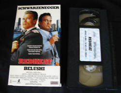Lot Of 11 Vhs Tapes - Big Action Pack - See List In Description