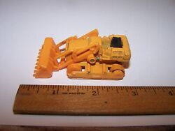 Tomica No 106 Komatso Dozer D65s Shovel Made In Japan 187 - Missing Tracks