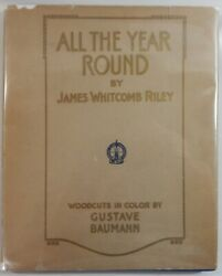 James Whitcomb Riley / All The Year Round 1912