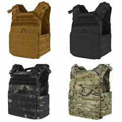 Condor Us1020 Cyclone Tactical First Responders Molle Plate Carrier Vest