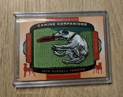 Jack Russell Terrier 2018 Goodwin Champions CANINE COMPANIONS FLYING DOG CC199