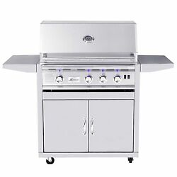 Summerset Trl Series Gas Grill On Cart 32-inch Natural Gasor Propane New