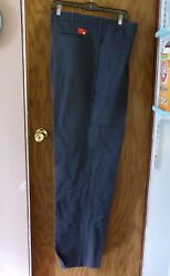 Lot Of 10 Pairs Gk Fr Ptw2gy Indura Ultra Soft Work Pants/gray/46 X Not Hemmed