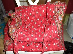 Vera Bradley Large And Xl Duffel Bag Travel Set In Provencial
