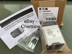 Lot Of Ten New Eaton Cutler Hammer Agpv24005 Powerline Surge Filter 240v, 5a