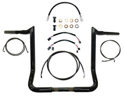Harley Street Glide Handlebar Kit With Abs Complete 2014-2020 Made In Usa