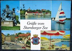 Germany Grusse Vom Starnberger See Multi-view - Posted