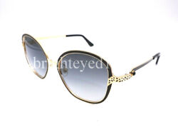 Authentic CARTIER Panthere Gold Sunglasses - ESW00041 *NEW*