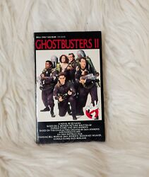 Ghostbusters Ii A Novel By Ed Naha Dell Publishing 1989 Excellent Nos