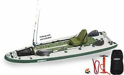 New Sea Eagle Fishsup 126 Inflatable Fishsup - Deluxe Package