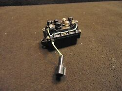 60v-81950-00-00 Relay Assembly 2003 And Later 225-300 Hp Yamaha Outboard Part