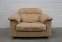 Stunning Immaculate De Sede Ds-101 Armchair In Neck Leather