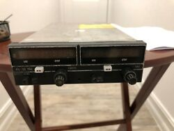Bendix/king Kx 155 28 Vdc With Glideslope P/n 069-1024-35 With Faa Form 8130-3
