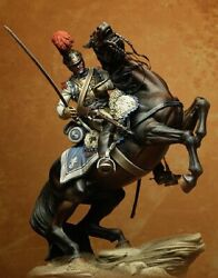 French Horse Carabinier Napoleonic Wars Painted Toy Soldier Pre-sale   Museum