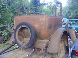 Hot Rat Rod 29 Pontiac Parts Model T A Ford Chevy Oldsmobile Buick