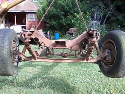 48 49 50 51 52 53 Dodge Pu Truck Chassis Parts Front End Hot Rat Rod